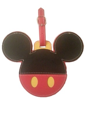 Disney Luggage Tag - Mickey Mouse - Walt Disney World