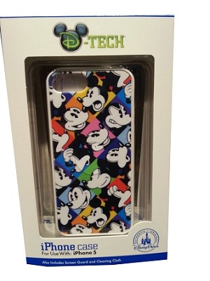 Disney IPhone 5 Case - Mickey Mouse Expressions