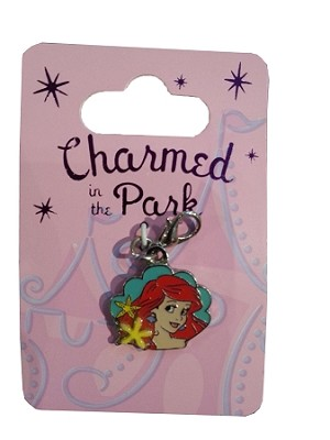 Disney Dangle Charm - Charmed in the Park - Princess Ariel