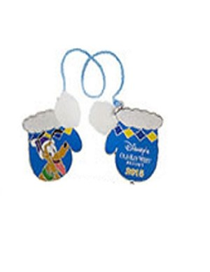Disney Old Key West Resort Pin - 2015 Holiday - Pluto