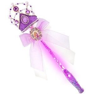Disney Princess Wand - Costume Light Up Wand - Rapunzel