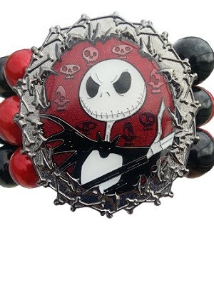 Disney Bracelet - Jack Skellington - Beaded