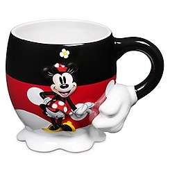 Disney Coffee Mug - Best of Mickey Minnie Mouse